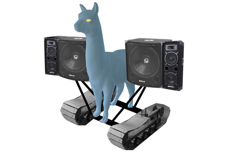 Alpaca Sound System build